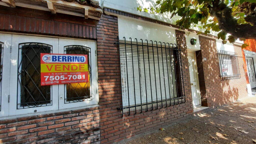 Casa 3 Amb. Quilmes Centro